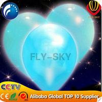 50 pcs/Lot,Led Light Flashing Balloons, Festival Balloons, Wedding Decoration,5 Colour free shipping door  to door