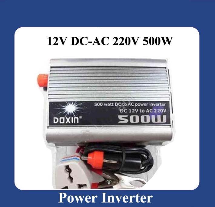 Wholesale Price 12v DC to AC 220v 500W Car Inverter(China (Mainland))