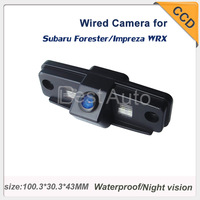 """wholesale 1090K Night Vision Car Camera for Subaru Forester/Impreza WRX Wired CCD 1/3"""" car parking camera 728*582"""