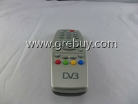 Free shipping remote control for  500satellite receiver cable receiver