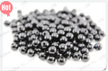 Free Shipping (180 pcs)Jewelry Accessories Shamballa Simulated Pearl Beads Wholesale And Retail+Size 10mm+Color Pearl BLACK AB14