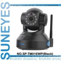 SunEyes SP-TM01EWP ONVIF Plug and Play Wireless IP Camera  H.264 IR Cut and 720P HD Network Camera