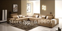 soft corner leather  sofa>>modern sofa>>Italy top Grain leather sofa  JJ188