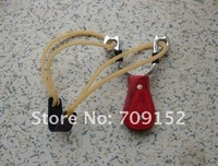 EMS Free shipping Top Grade stainless Steel SHIBO-1 sling shot / Slingshot/catapult, Hunting birds tool