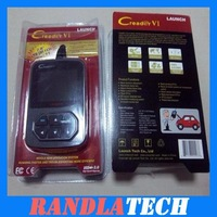 LAUNCH OBD2 CODE READER CREADER VI Free Shipping By DHL