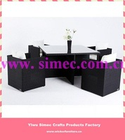 SIMEC  wicker rattan outdoor furniture SCTC-009