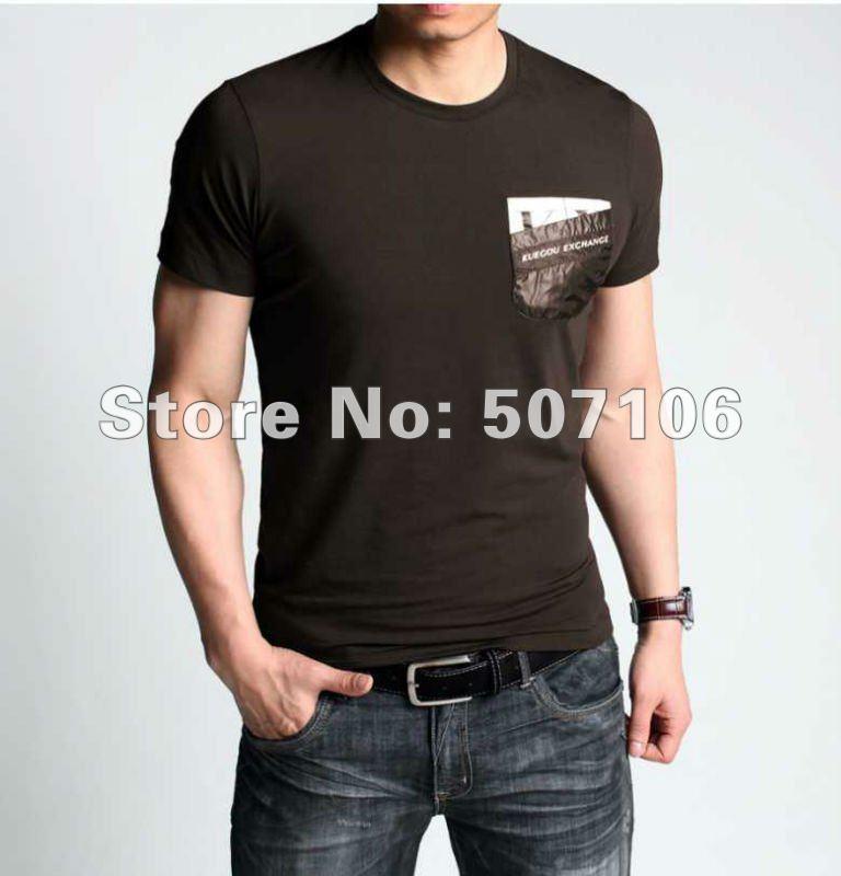 Men T Shirt Fashion T shirts men s t
