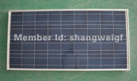 solar pv module 120W 1335X669 high efficiency