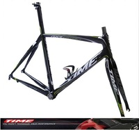Famous brand Time RXRS Ulteam carbon road bike racing frame, full sizes,free shipping