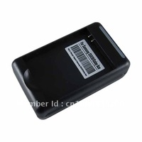5PCS/LOT Desktop Universal Battery Charger With USB Output For Samsung Galaxy Ace S5830