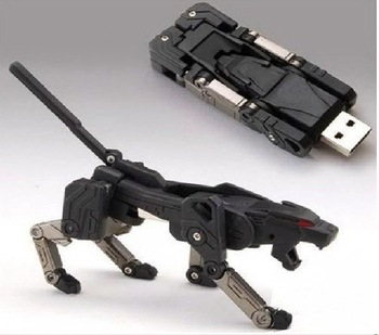 $15 off per $150 order Retail 4GB 8GB 16GB Robot dog USB Flash Drive,USB Flash Disk,U-DISK MEMORY Free shipping