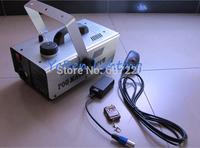 900w smoke machine  fog machine  stage haze machine wire manual and remote control