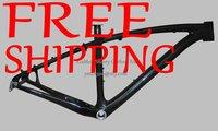 Wholesale, Carbon Fiber frame, MTB frame, 29er carbon fiber frame , free shipping