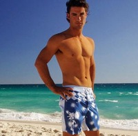 free shipping! 2012 NEW men's shorts,men's casual beach half pants,men's quick dry surfing short pants,wholesale and retail