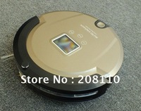 Working More than 2 Hours Low Noise Robot Vacuum Cleaner