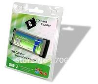 EC7836  ( ExpressCard1.0 to  SDXC / UHS-I  Adapter )