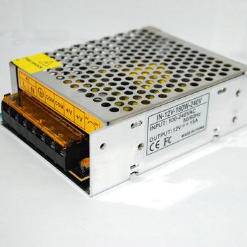 Invoice to Bob Burchett 30pcs/lot 12V 15A Led Switching Power Supply 180W  AC 110-240V to DC 12V