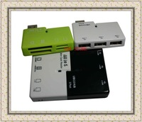 New USB Card Reader (0030) Secure SDhc Memory Digital Adapter Multi Portable SD