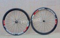 wholesale,DT swiss Two carbon Wheelset C-50 Clincher 3K weave wheels 50mm