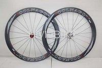 wholesale, COLNAGO EPS Full carbon Wheelset C-50 Clincher UD weave wheels 50mm
