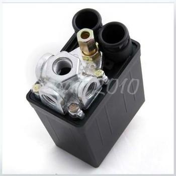 Wholesale price Ship,4 Ports Air Compressor Pressure Switch Control Valve  90-120 PSI