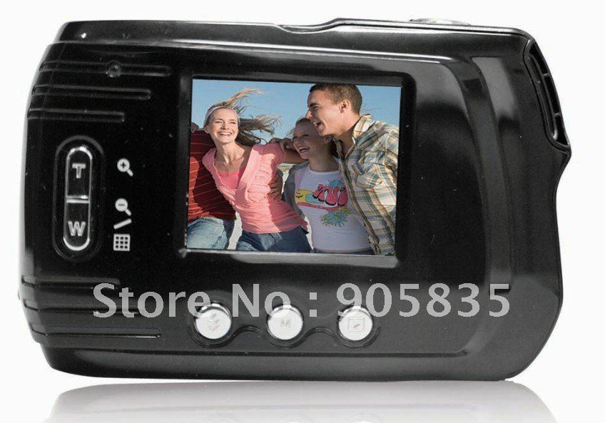 (PO2CD) Free shipping Free Camera bag gift +12.1 MP 1.8''screen+2012 New Style Coming+Cheapest price+Best Christmas Gift.(China (Mainland))