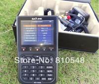 Free shipping 100% original with retail packing Satlink WS 6908 DVB-S FTA digital satellite finder ws6908 satellite meter ws6908