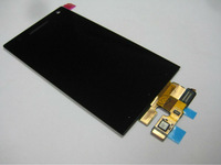 Free Ship 100% New Original Full Completed LCD Screen+Touch Digitizer Screen Assembly For Sony Xperia S/ Nozomi/Arc HD LT26i