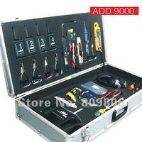 2012 hotsale Guaranteed 100% Free Shipping Original Automotive Digital diagnostic Tools Kit  ADD9000 -- 3 years warranty