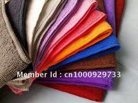 Wholesale 9PCS/LOT Auto Care Towel Superfine Fiber Cloth Car Cleaning Cloth Pet Towel Hair Drying Towel Kitchen Towel 33*80cm