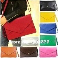 Drop/Free shipping Envelope Handbag Stylish Ladies' tote bag / fashion shoulder bag women handbag for sample order