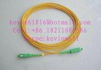3m optical fiber jumper SC/APC-SC/APC Connector single mode good quality