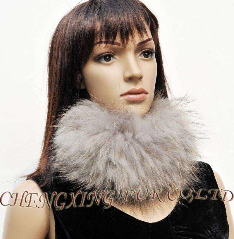 CX-S-134B Real Fur Knit Elastic Head Scarf / Headband ~ DROP SHIPPING(China (Mainland))
