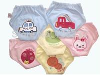 Нижнее белье для мальчиков 10pcs/lot 4 layers baby potty training pants briefs infant trainer kid's underwear panties diaper pants