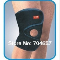 Adjustable pressure openings Neoprene knee brace Basketball football mountaineering Volleyball Cycling warm knee pad 1pcs