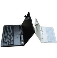 7 inch Tablet PC case /VIA8650 .W17 PRO.Newsmy G27.A10.Pad A1.MOMO9 7 inch univerter keyboard leather case