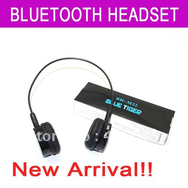 Free shipping Bluetooth headset is made using 4 times anti-noise technology and DSP High quality and brand new(China (Mainland))
