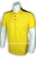 2013 Hot Selling Golf  Men's Quick Dry  Active T-shirt Free shipping.