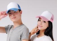 Wholesale 20pcs Cheap COOL Women Trucker Mesh Hats Men Blank Spring Ball Caps Womens Autumn Sports Caps Mens Summer Cap Headgear
