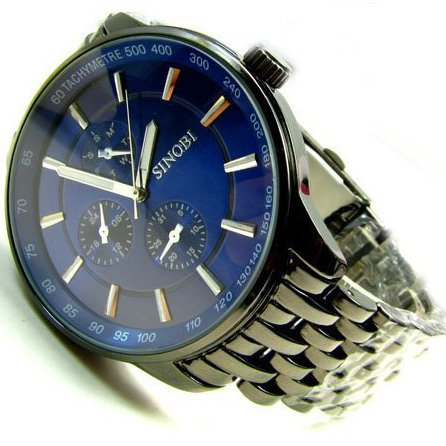 SINOBI W808_MEN&BOY Sports Busness Casual Wrist Military Mens Watch for Present, JAPAN MOVEMENTS(China (Mainland))