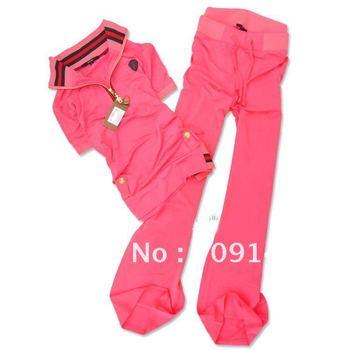 Free Shipping Wholesale Luxury fashion short sleeve Slim Set women suit