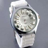 Wholesale women wristwatches ladies fashion Sunflower Silicone quartz watch Women watches nw45
