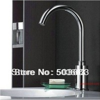 Free Shipping New Style Single Hot&Cold Tap Automatic Sensor Faucets Water Tap S0017