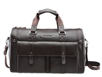 Free shipping / Feger genuine leather man travel bag   / man messenger bag / Shoulder Bag