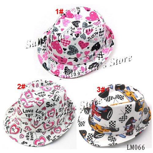 шапка для мальчиков qiaran fedora 10pcs lot fedoras Шапка для мальчиков Baby hat Fedora ,  Top Hat