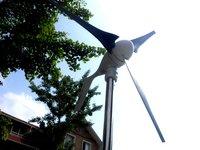 1000W wind turbine geberator sets,2*400W wind turbine+MPPTcharge controller+1000/2000W pure sine wave inverter