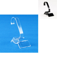 Wholesale 20 Economical Clear View Plastic Watch Display Stand Holder