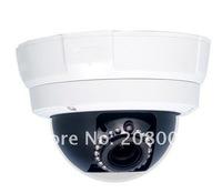 ir  IP Camera ,vandalprof Dome IP Camera, 2.0megapixel ip cameraFree shipping(not including remote areas)