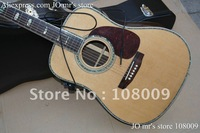 Handcraft acoustic guitar Spruce Top Abalone Binding Body with Fishman microphone Pickups Acoustic Electric Guitar