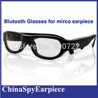 bluetooth glasses set for mini wireless  earpiece kit